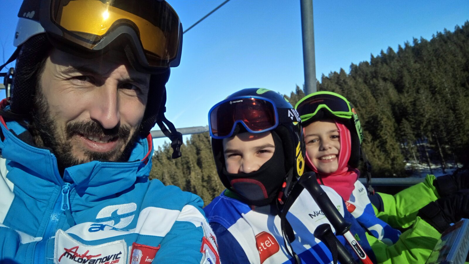 Ski klub BSK Banja Luka - Rogla 2020 I