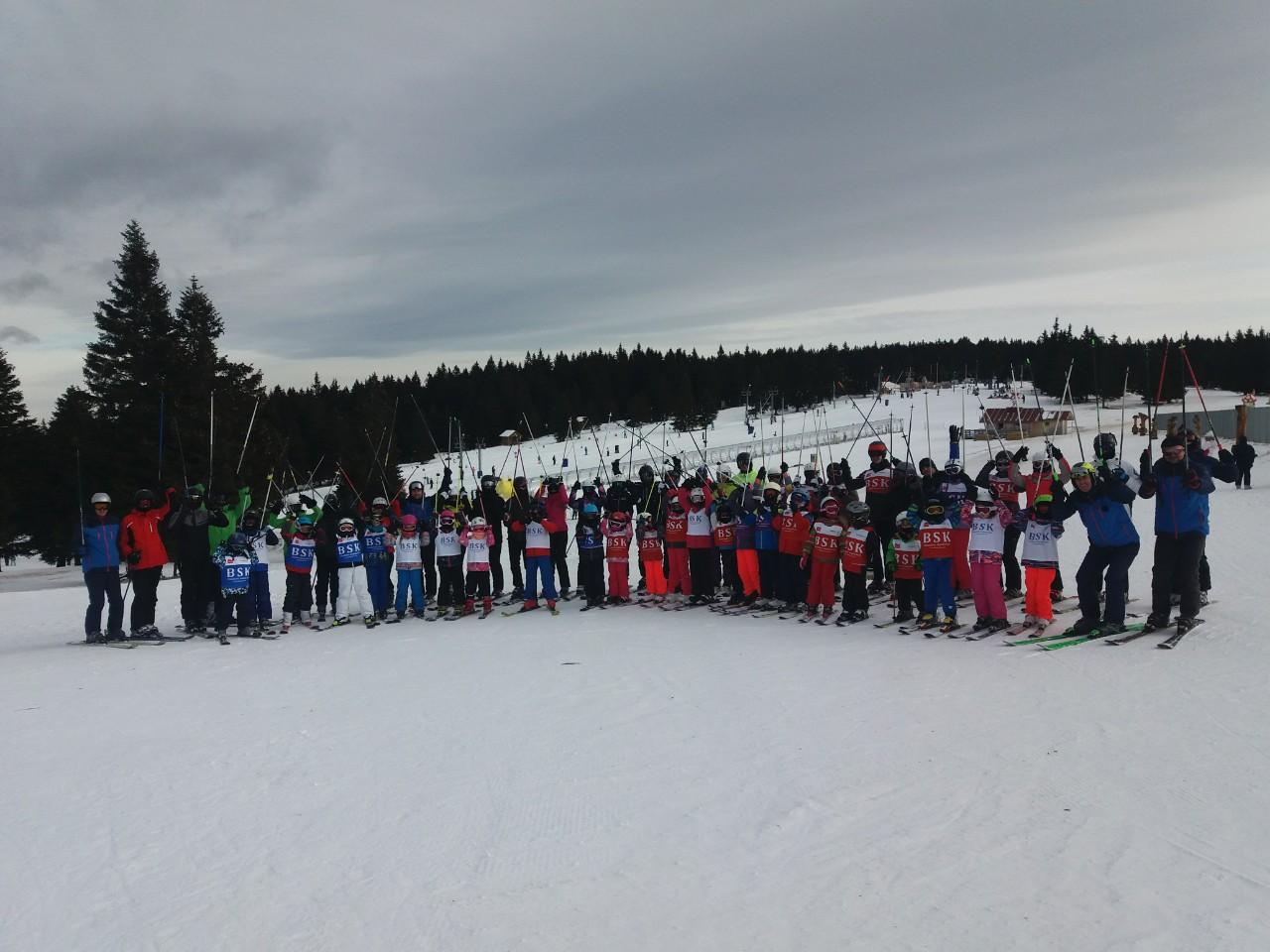 Ski klub BSK - Rogla 2019
