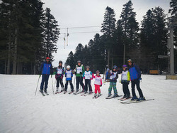 Banjalucki skijaski klub BSK - Kozara mart 2018.