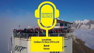 Sounds of Silence – Kopfhörerkonzert auf dem Schilthorn (2019)