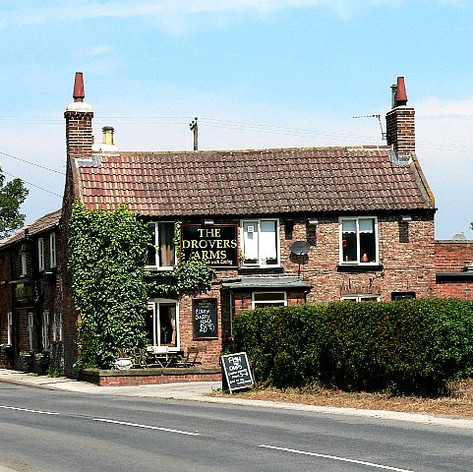 The Drover's Arms, Skipwith