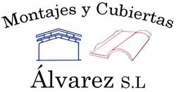 LOGOTIPO CUBIERTAS ALVAREZ