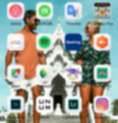 All the best phone apps for travelling