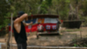 shooting some arrows at the pai archery range