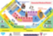 A map of the Chatuchak Weekend market