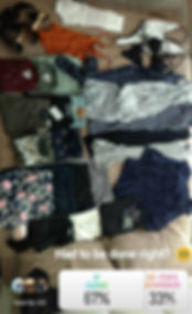 Cheap good quality clothes fro our shopping in Bangkok city