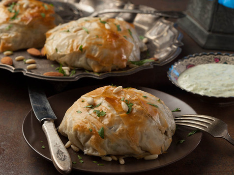 Food Photography - Arabic Recipe