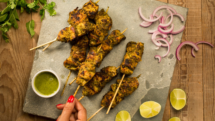 Food Photography - Kebab