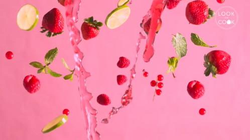 Strawberry Spritzer