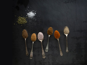 Food Photography - Spices