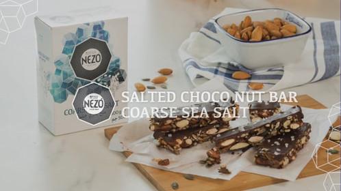 Salted Choconut Bar for salt brand