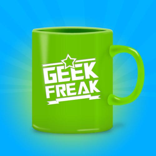 Geek Mug Poster