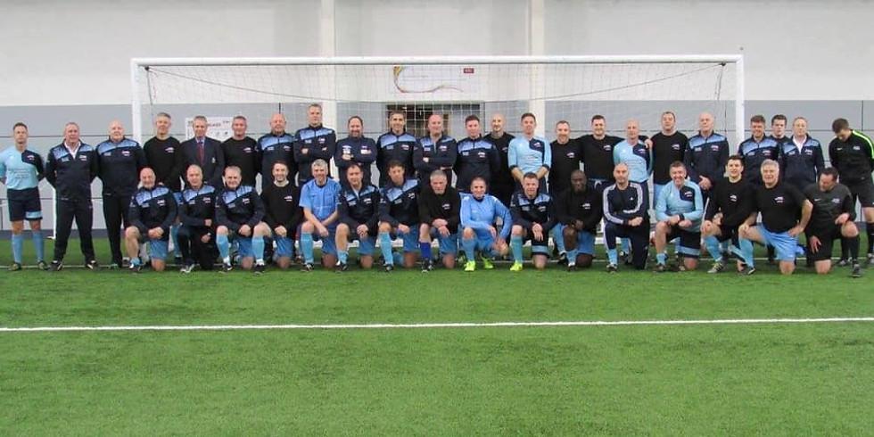 RAFFA Vets v Sutton Coldfield FC Vets - Andy Biddle Shield