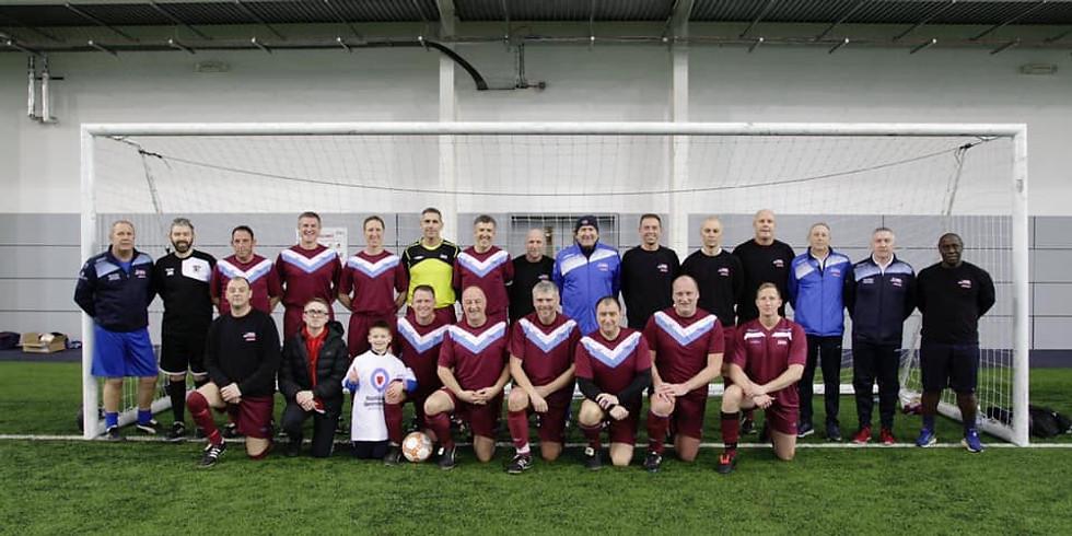 RAFFA Vets v Rhyl FC Vets - Kev Walton Shield  Event for RAFFA Veterans Football · Hosted by Matt Beattie and Sarah Tayl