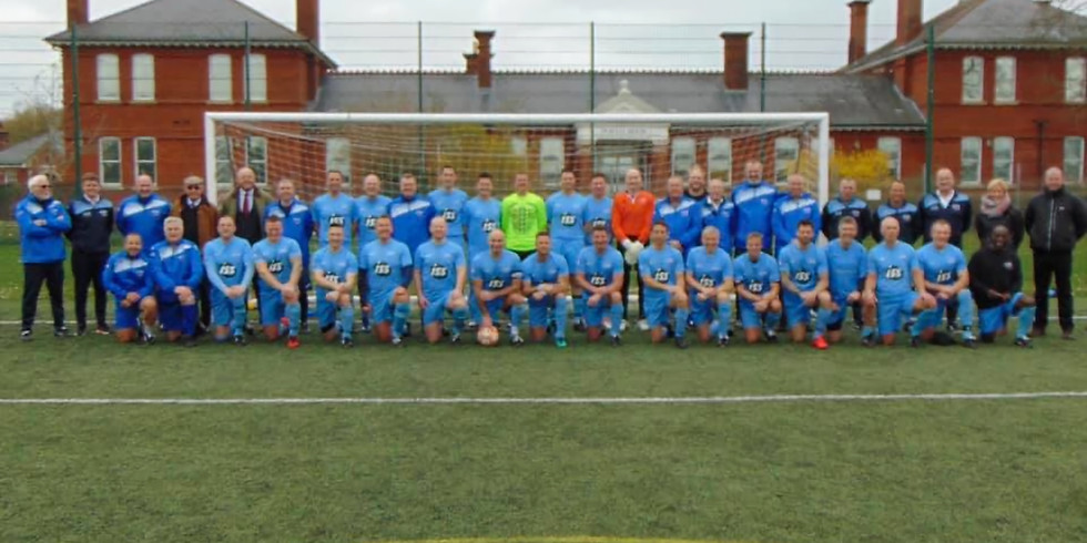 RAFFA Vets v Army Vets - Sir Chris Coville Cup (Game 1 of 3)