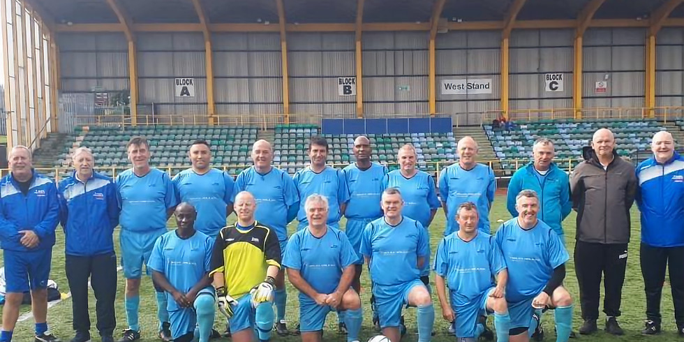 29th May 21 Double Header - Over 35's and Over 50's at SGP