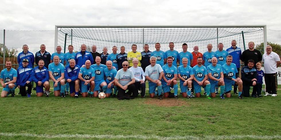 RAFFA Vets v Royal Wootton Bassett Vets FC