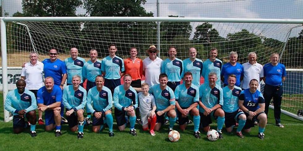 RAFFA Vets v Wales (over 40s) FA Vets 21st Sep 19