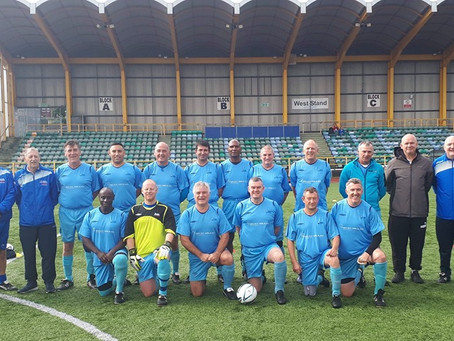 27-29 September 2019 - International Over 55s Tournament, Cardiff