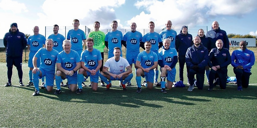 RAFVets v East Midlands FA Select XI