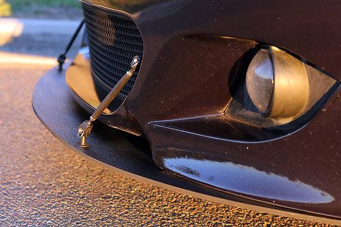 BMW 535I ONE PIECE FRONT SPLITTER