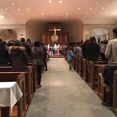 Messe de janvier