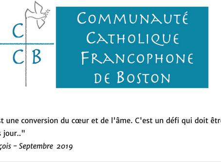 Newsletter | Octobre 2019