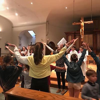 Messe des jeunes