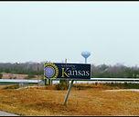 Kansas State Sign