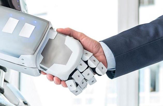 Les robots et les hommes