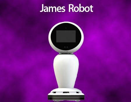Le robot JAMES