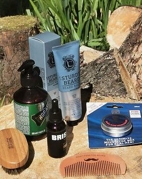 Beard Shaving Gift Box Moores