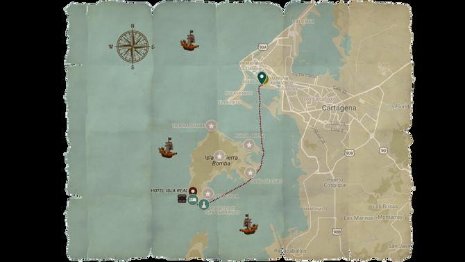 ¡Bienvenidos a Isla Real Cartagena!