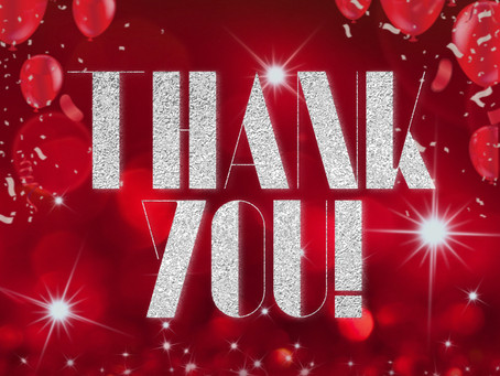 Thank You from DSFPF