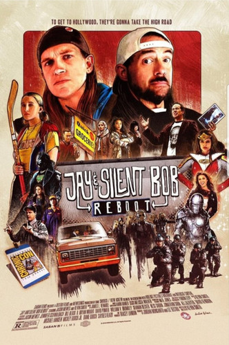 Jay & Silent Bob Reboot-Check out the Roadshow scedule!