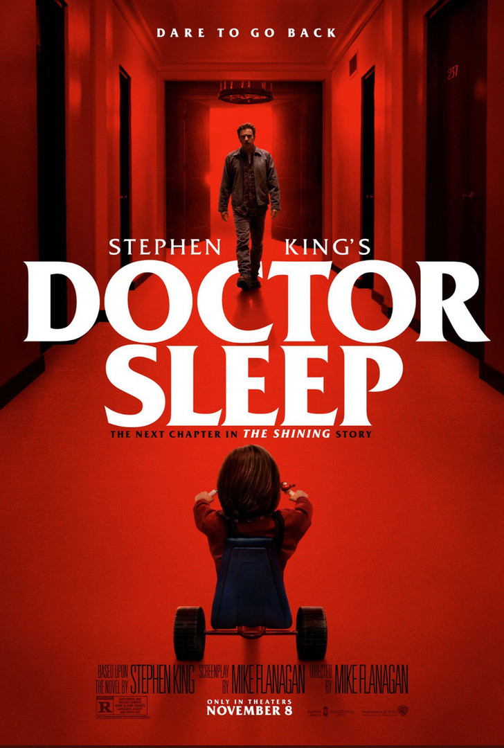 Doctor Sleep-watch on Netlfix