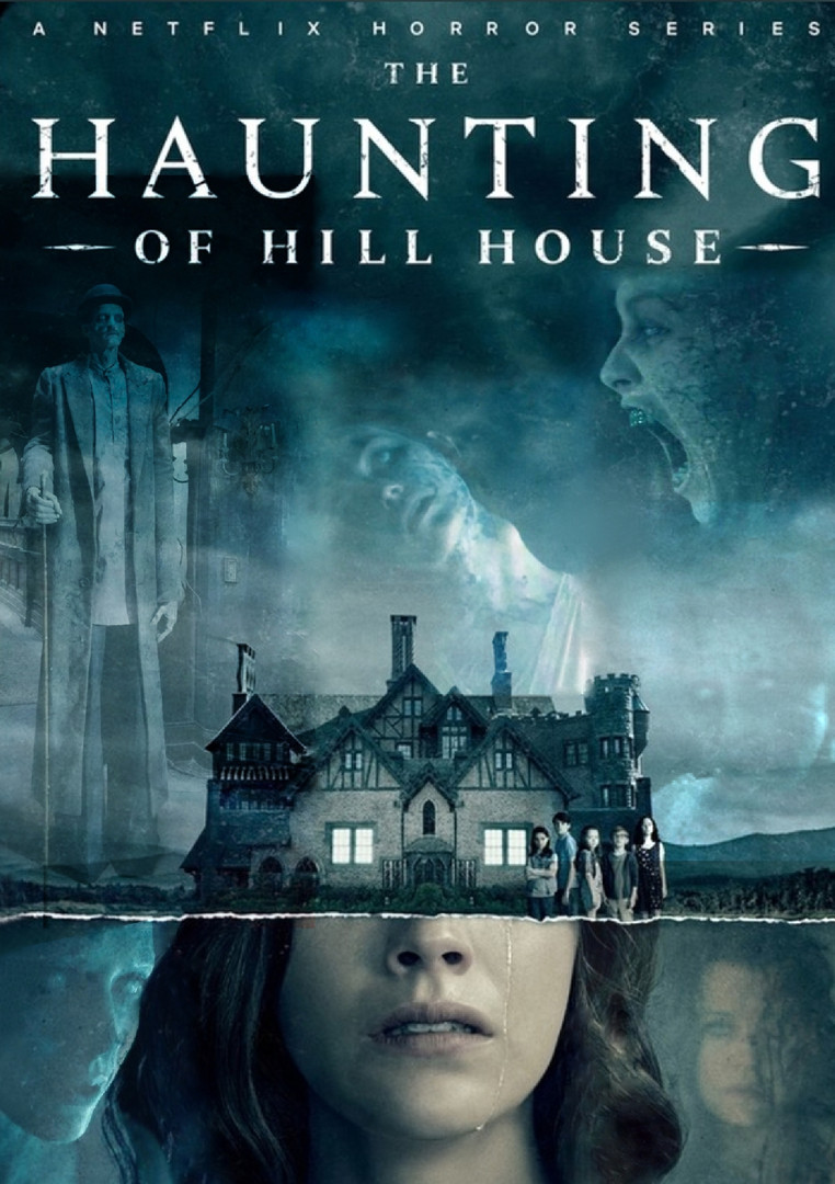 The Haunting of Hill House on Netlfix