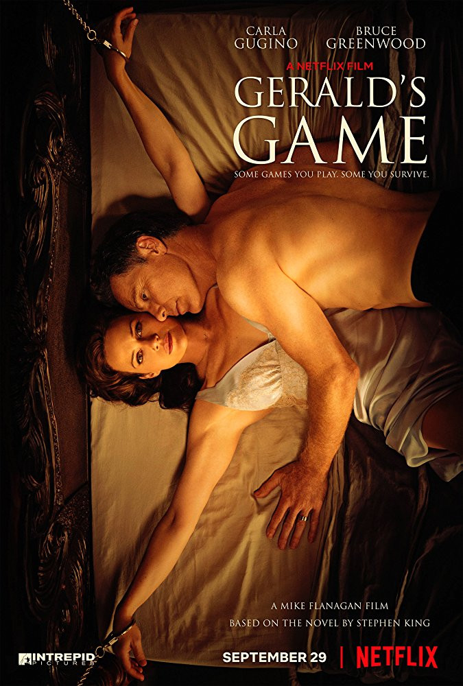 Stephen King's Gerald's Game-Netflix