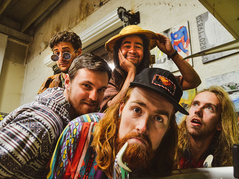 """""""STIG Will Be Big - Jam band floats to the top"""" - Alibi Weekly"""