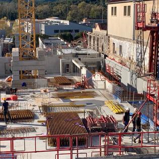 Construction de 98 logements