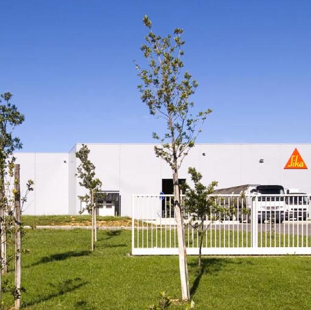 Agence commerciale de l'usine Sika