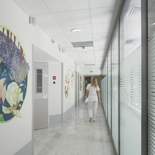 Restructuration de l'hôpital Saint Joseph