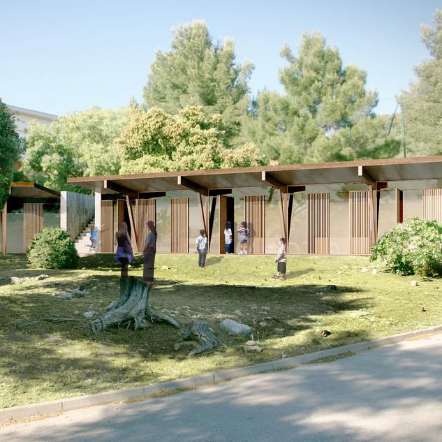 École spécialisée ITEP, La Panouse