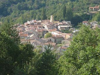 Village de braux: vue lointaine