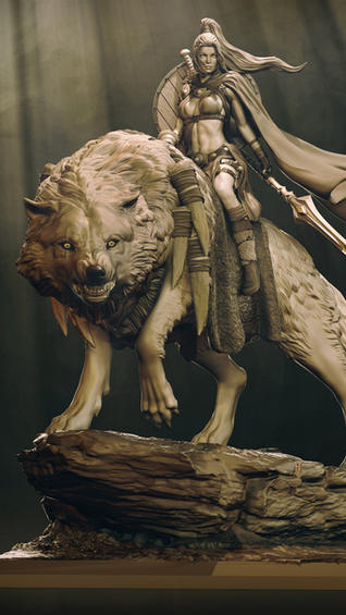 Ylva, Maiden of the Wolves