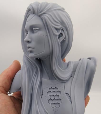 Re-Konnect 1:6 resin 3D print