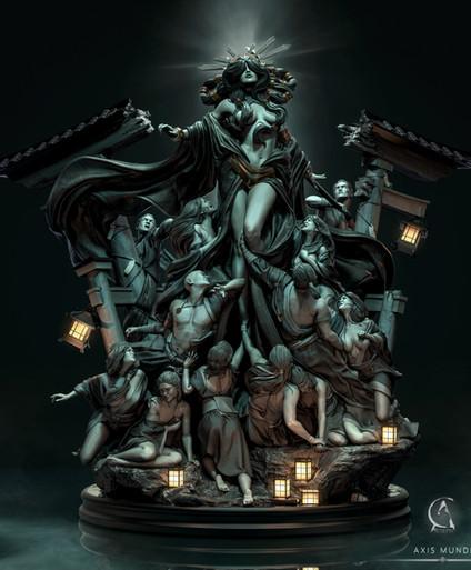 Death Goddes Izanami