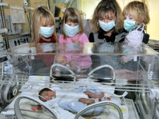 Prematurity Awareness Month: How We Can Help
