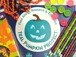 Halloween: The Teal Pumpkin Project