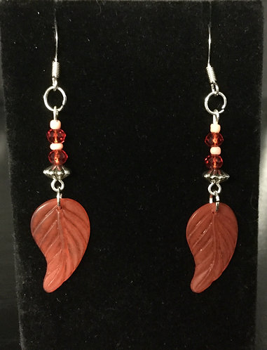 Handmade earrings, Ready to ship gift idea